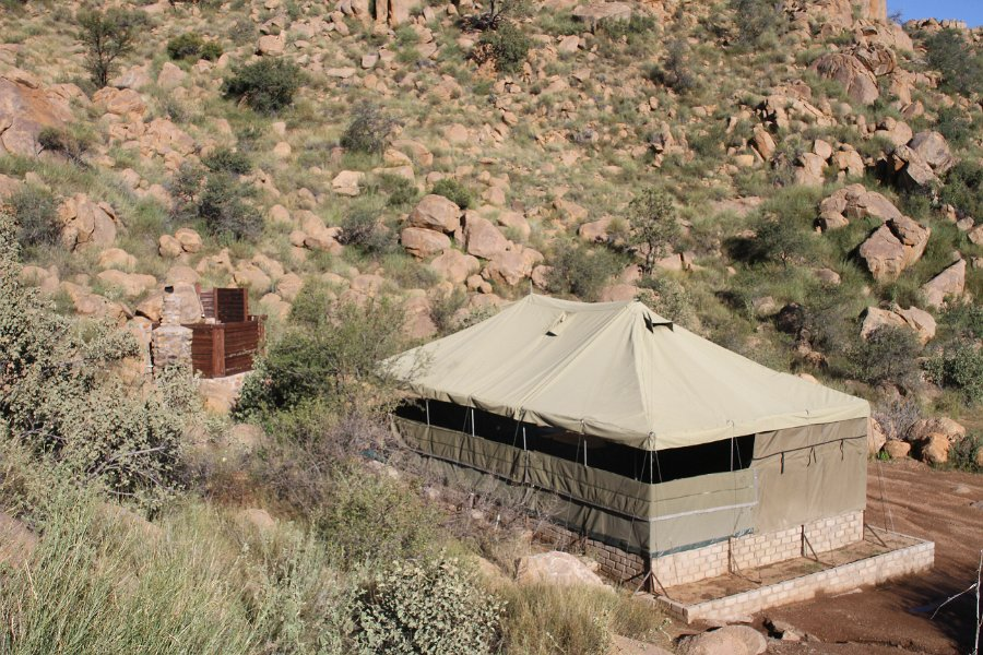 Namibgrens Mountain Camp Namibia: camping