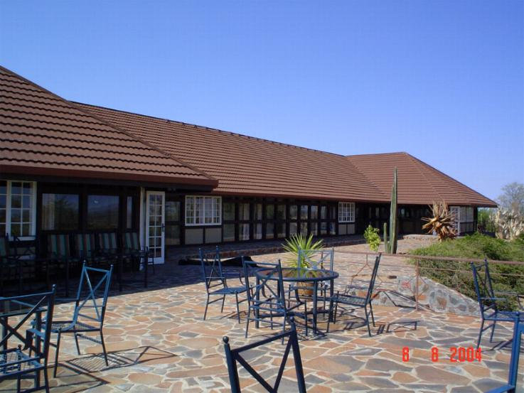 Oropoko Lodge Namibia