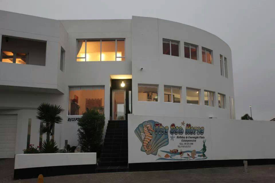 Sea Horse Accommodation Swakopmund, Namibia