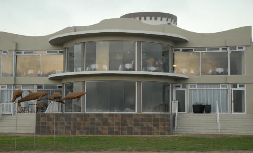 Seaside Hotel and Spa Swakopmund, Namibia