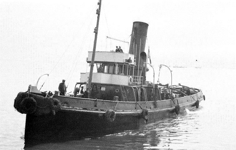 SS Sir Charles Elliott, Atlantic West Coast, Namibia