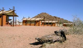 Sossusvlei Lodge Desert Camp Namibia