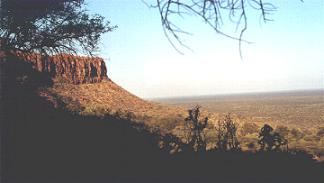 The Waterberg Plateau Park Namibia